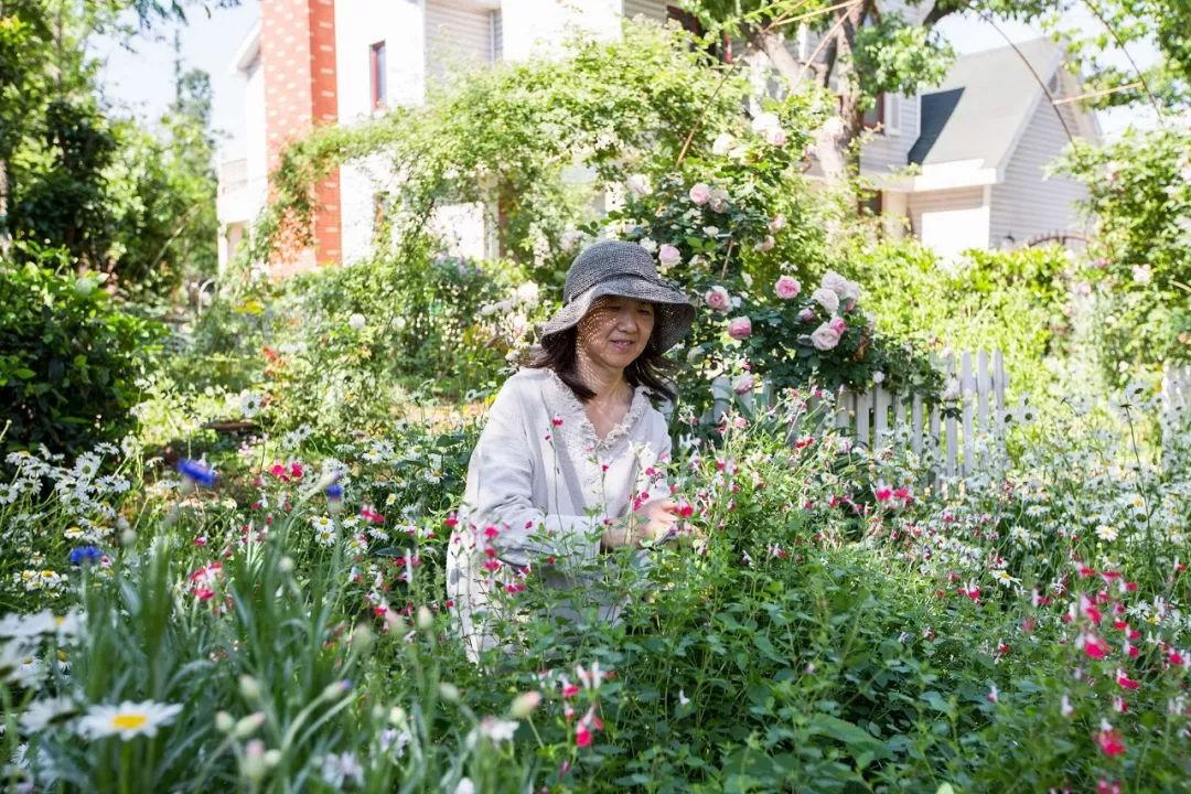 Khu vườn đẹp như chốn thần tiên do người phụ nữ dành tất cả tình yêu trong suốt 16 năm chăm sóc - Ảnh 6.