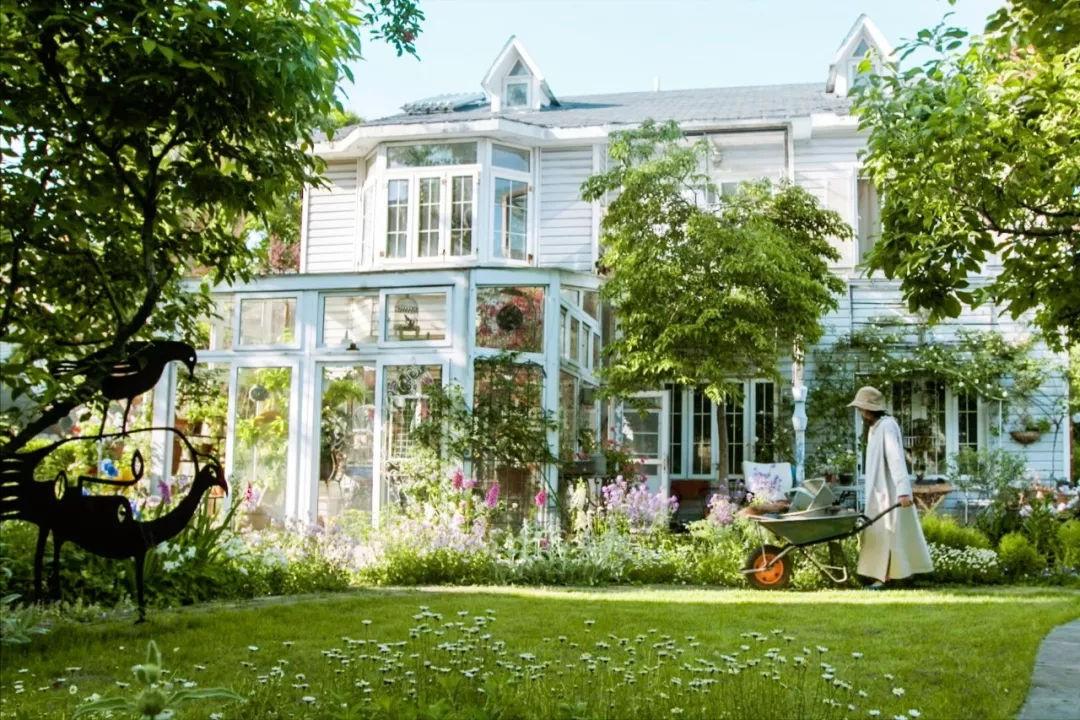 Khu vườn đẹp như chốn thần tiên do người phụ nữ dành tất cả tình yêu trong suốt 16 năm chăm sóc - Ảnh 2.