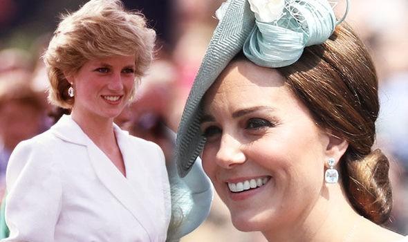 Kate sẽ được kế thừa tước hiệu này của Công nương Diana quá cố, trong khi bà Camilla khước từ - Ảnh 2.