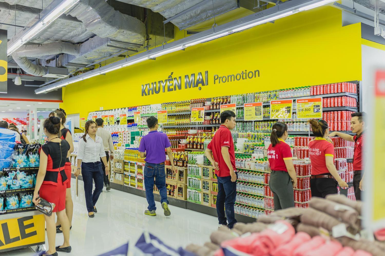 VinMart trong toà nhà cao nhất Việt Nam: khi siêu thị không chỉ đẹp, tiện lợi mà còn là sân chơi cho cả gia đình - Ảnh 13.