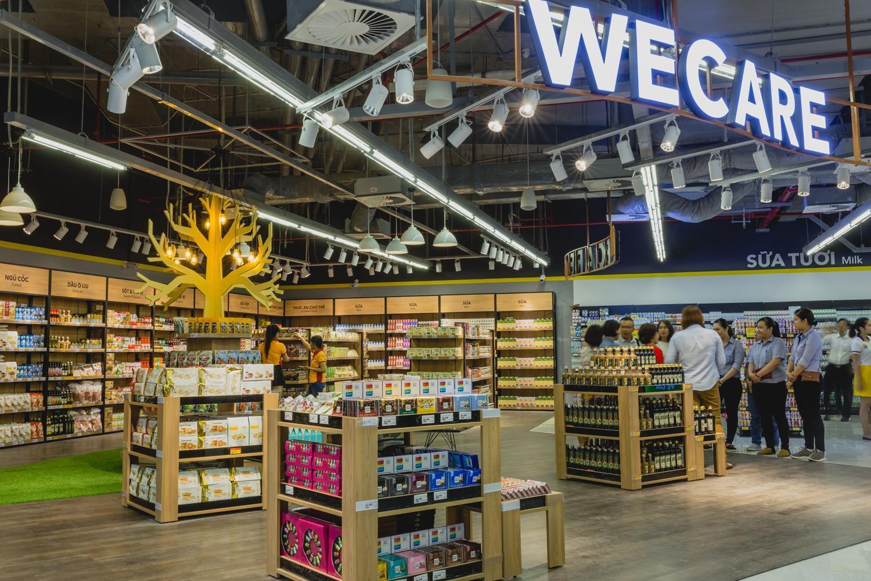 VinMart trong toà nhà cao nhất Việt Nam: khi siêu thị không chỉ đẹp, tiện lợi mà còn là sân chơi cho cả gia đình - Ảnh 4.