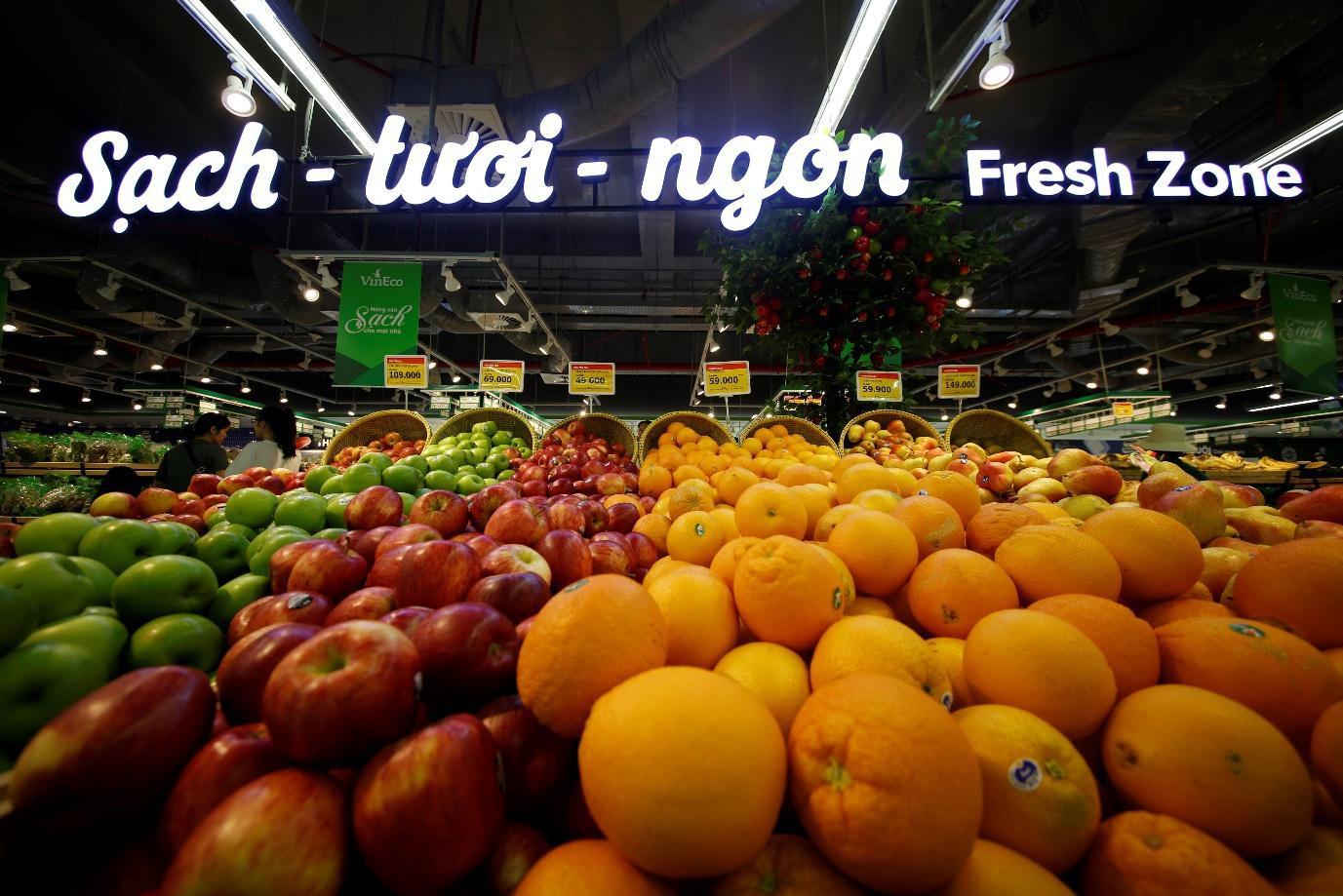 VinMart trong toà nhà cao nhất Việt Nam: khi siêu thị không chỉ đẹp, tiện lợi mà còn là sân chơi cho cả gia đình - Ảnh 7.