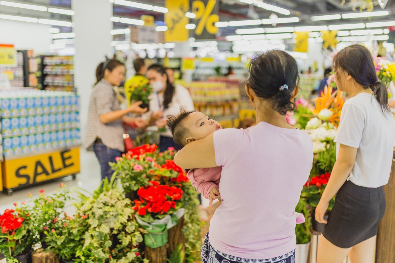 VinMart trong toà nhà cao nhất Việt Nam: khi siêu thị không chỉ đẹp, tiện lợi mà còn là sân chơi cho cả gia đình - Ảnh 10.