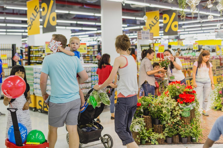 VinMart trong toà nhà cao nhất Việt Nam: khi siêu thị không chỉ đẹp, tiện lợi mà còn là sân chơi cho cả gia đình - Ảnh 11.