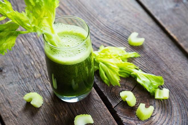Làm sinh tố giảm cân từ rau lá xanh, giúp giảm mỡ cực nhanh lại vô cùng thơm ngon, dễ uống - Ảnh 4.