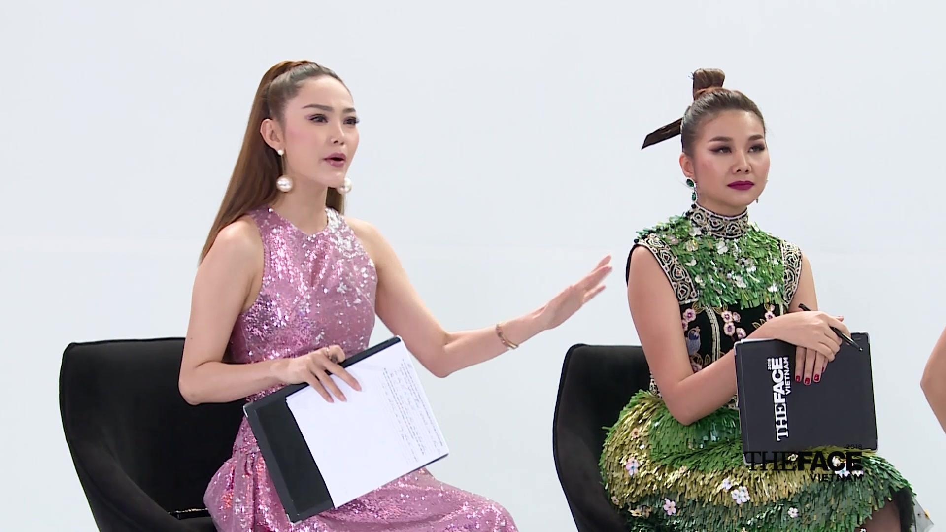 Trước mặt Minh Hằng, Thanh Hằng khẳng định: Đây là Hoa hậu, người mẫu, diễn viên  - Ảnh 9.
