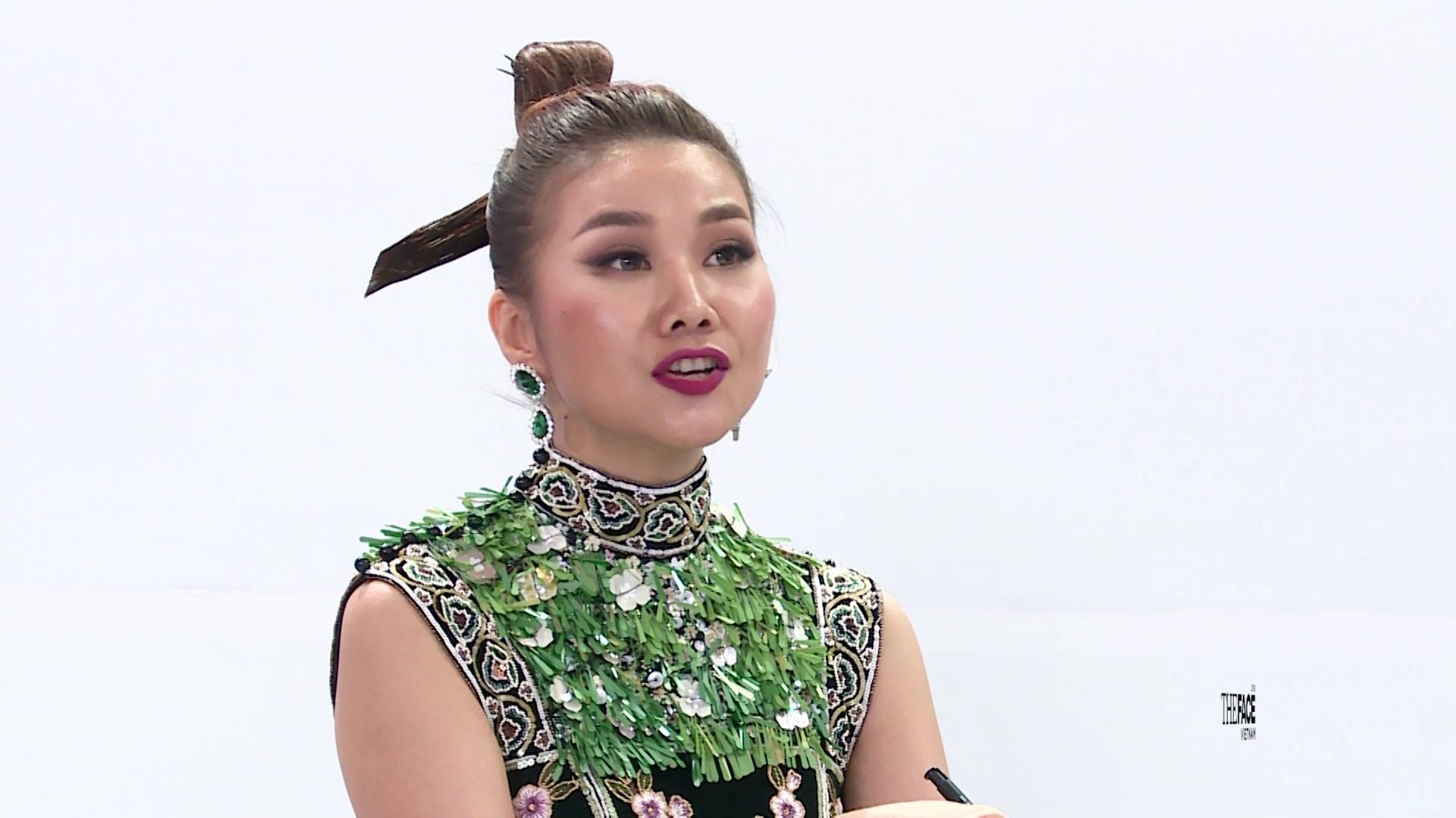 Trước mặt Minh Hằng, Thanh Hằng khẳng định: Đây là Hoa hậu, người mẫu, diễn viên  - Ảnh 7.