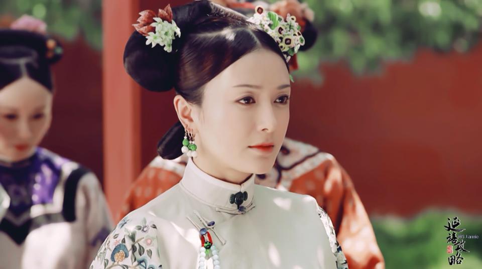 Hoàng hậu nhân từ trong Diên Hi Công Lược vướng nhiều nghi án thẩm mỹ để có được nhan sắc đẹp lộng lẫy ở tuổi 37 - Ảnh 1.