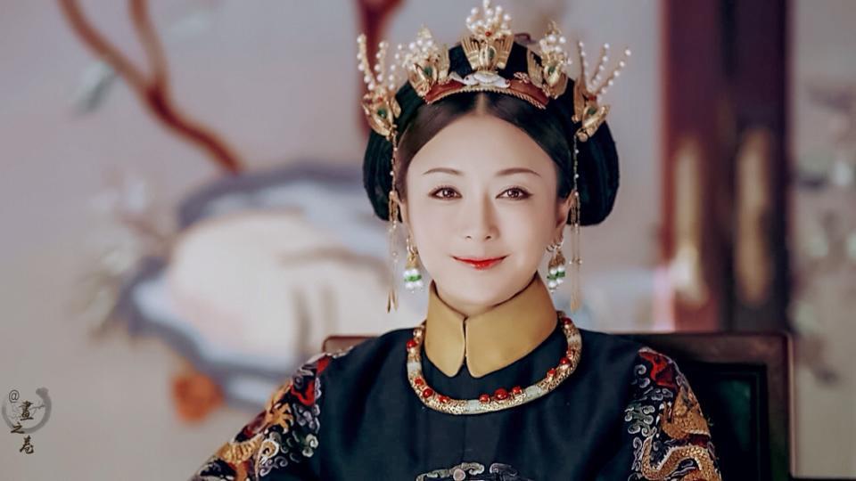 Hoàng hậu nhân từ trong Diên Hi Công Lược vướng nhiều nghi án thẩm mỹ để có được nhan sắc đẹp lộng lẫy ở tuổi 37 - Ảnh 3.