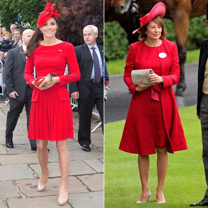Ngắm nhìn phong cách của mẹ đẻ Công nương Kate mới biết sự thanh lịch, duyên dáng của cô đúng là được thừa hưởng từ mẹ mình - Ảnh 3.