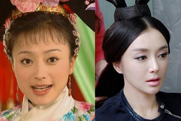 Hoàng hậu nhân từ trong Diên Hi Công Lược vướng nhiều nghi án thẩm mỹ để có được nhan sắc đẹp lộng lẫy ở tuổi 37 - Ảnh 11.