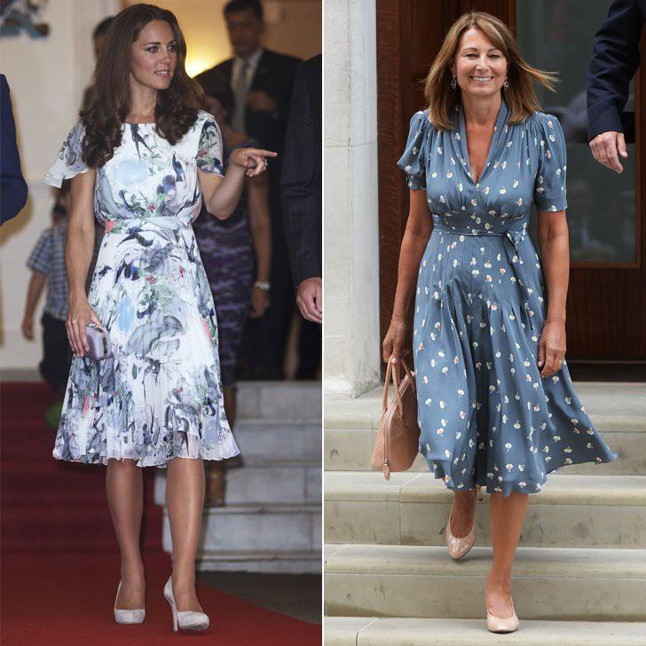 Ngắm nhìn phong cách của mẹ đẻ Công nương Kate mới biết sự thanh lịch, duyên dáng của cô đúng là được thừa hưởng từ mẹ mình - Ảnh 1.