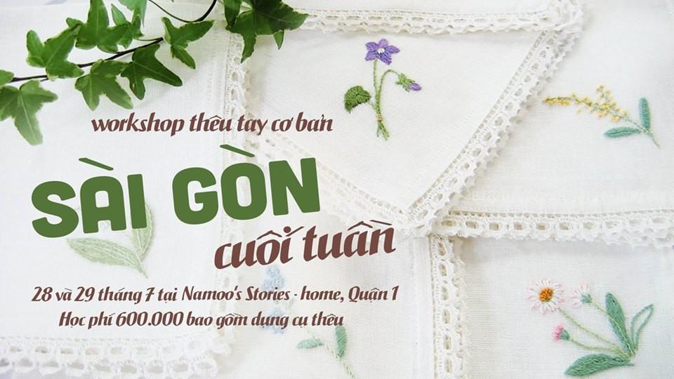 Loạt hội chợ cực chất với mức giảm giá sâu không đi là tiếc ở Hà Nội, Sài Gòn - Ảnh 8.