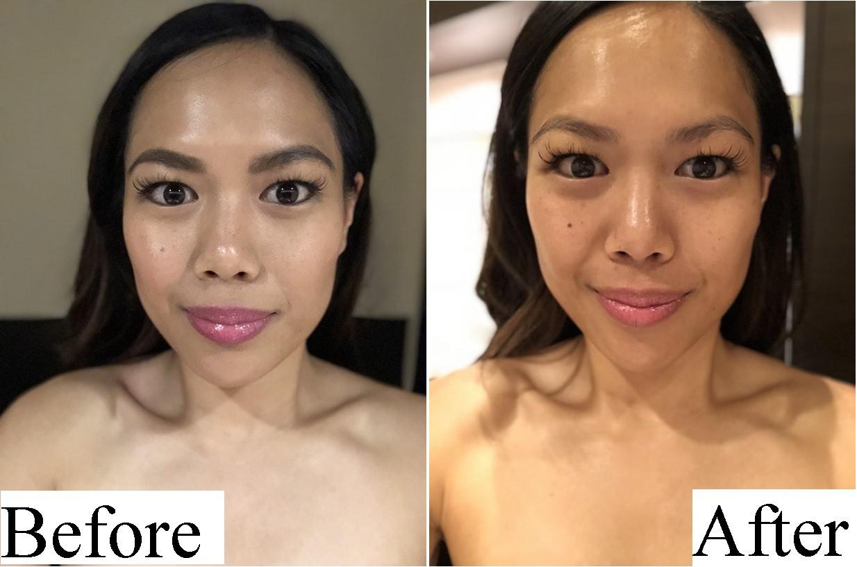 """Phương pháp massage """"6 bước, 3 động tác"""" có gì đặc biệt mà khiến gương mặt cô nàng này thon gọn chỉ sau 1 phút - Ảnh 2."""