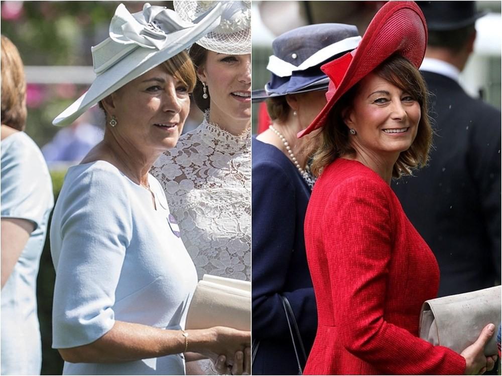 Ngắm nhìn phong cách của mẹ đẻ Công nương Kate mới biết sự thanh lịch, duyên dáng của cô đúng là được thừa hưởng từ mẹ mình - Ảnh 7.