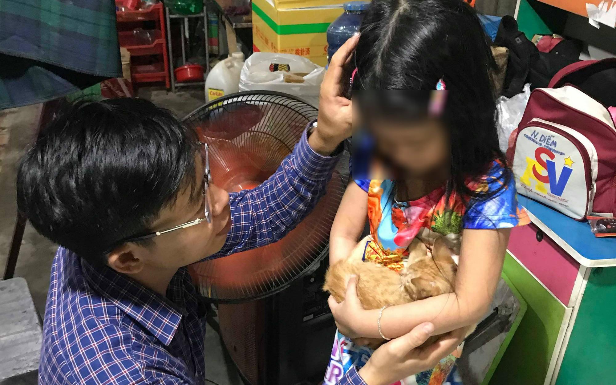 Vụ bé gái 5 tuổi bị cô giáo tát: Phát hiện cục máu trong tai bé, gia đình gửi đơn tới Hội Bảo vệ Quyền trẻ em TP.HCM