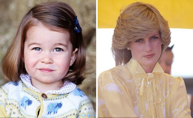 Người hâm mộ tinh ý nhận ra những khoảnh khắc giống nhau giữa Công nương Diana với 3 cháu nội George, Charlotte và Louis - Ảnh 4.