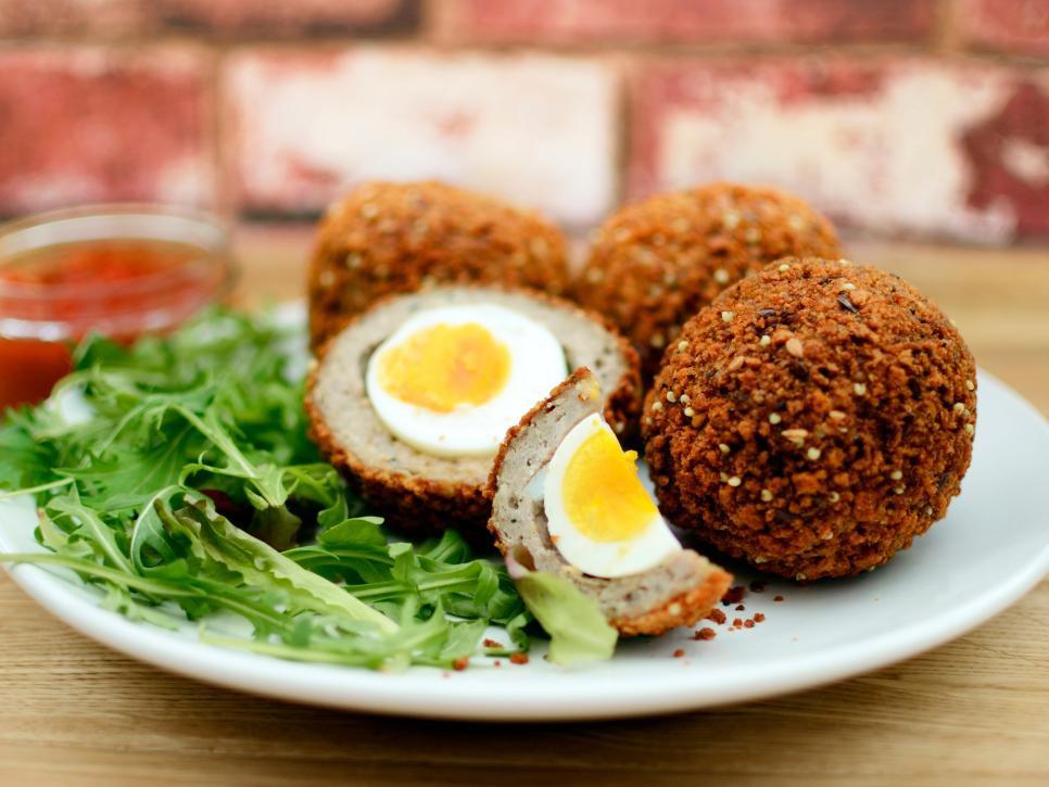Khắp thế giới có muôn vàn cách biến hóa trứng thành những món ăn ngon tuyệt hảo, nhìn thôi đã thèm rỏ dãi - Ảnh 8.