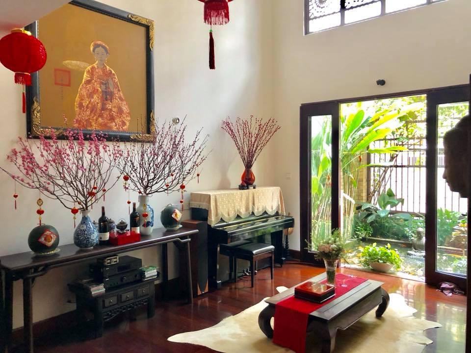 Ngắm biệt thự triệu đô với nội thất sang trọng của ca sĩ Quang Dũng tại Mỹ - Ảnh 6.