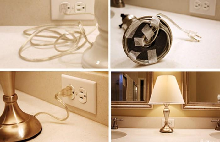 Vài mẹo đơn giản tinh tế giúp giấu hết đám dây điện rối tung vừa nguy hiểm vừa khiến nhà bạn kém sang - Ảnh 10.
