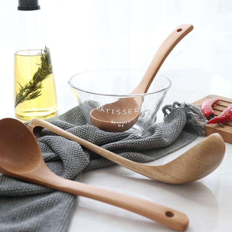 Những đồ dùng bằng gỗ nhỏ xinh thêm hương sắc cho bếp ăn nhà bạn - Ảnh 6.