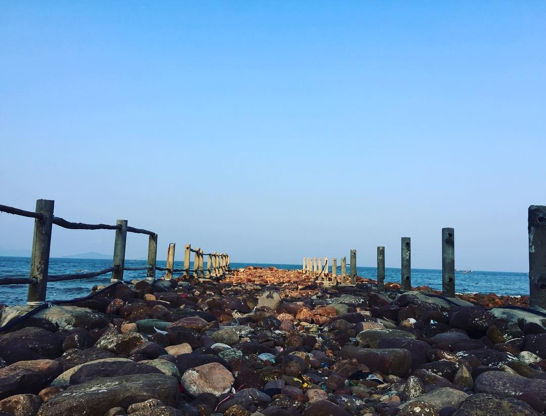 Không phải Sầm Sơn, Bãi Đông mới là bãi biển hot nhất Thanh Hóa, bạn nên đi ngay trước khi hết hè - Ảnh 7.