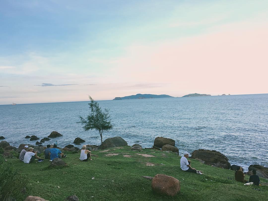 Không phải Sầm Sơn, Bãi Đông mới là bãi biển hot nhất Thanh Hóa, bạn nên đi ngay trước khi hết hè - Ảnh 8.