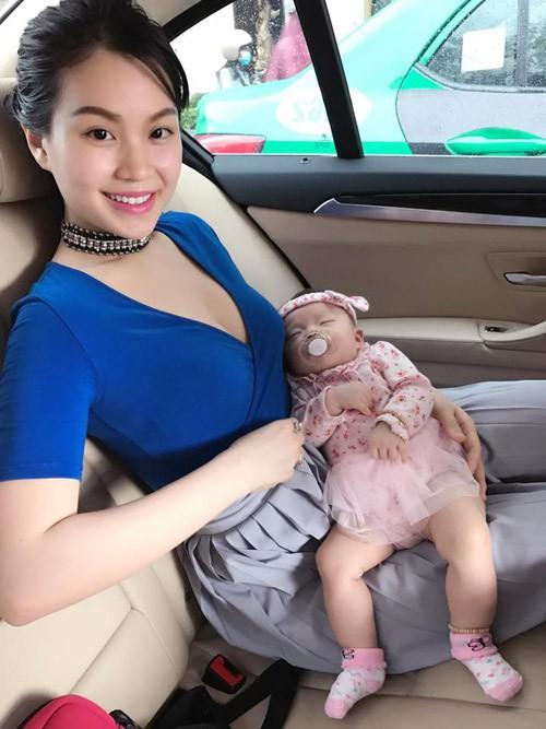 Vừa sinh con được ít ngày, loạt sao Việt này đã giảm cân thần tốc khiến ai cũng ngỡ ngàng - Ảnh 15.