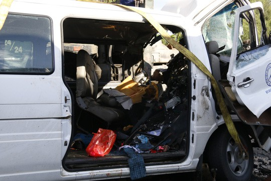 Nhân chứng kể lại phút xảy ra vụ tai nạn thảm khốc 13 người chết - Ảnh 5.
