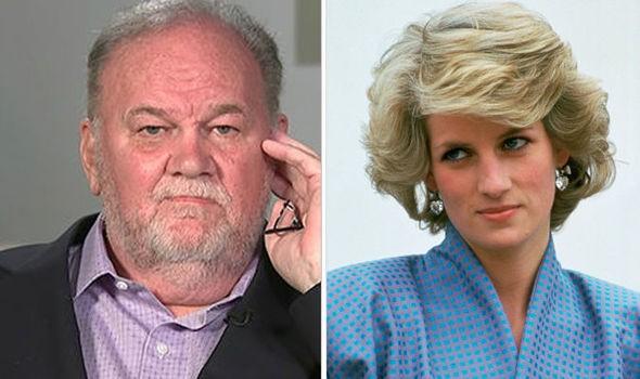 Bố Meghan khiến Hoàng gia Anh nổi giận khi đưa ra phát ngôn nhạy cảm: Công nương Diana không hoàn hảo - Ảnh 1.