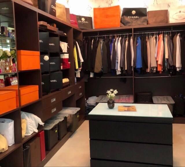 Vợ MC Quyền Linh: Tay chơi hàng hiệu ngầm với bộ sưu tập loạt túi xách giá cả trăm triệu  - Ảnh 3.