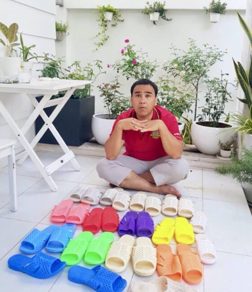 Vợ MC Quyền Linh: Tay chơi hàng hiệu ngầm với bộ sưu tập loạt túi xách giá cả trăm triệu  - Ảnh 1.