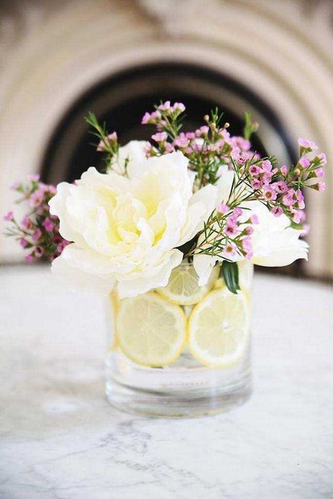 Những cách cắm hoa kèm quả cực ấn tượng để trang trí nhà vào những dịp đặc biệt - Ảnh 7.