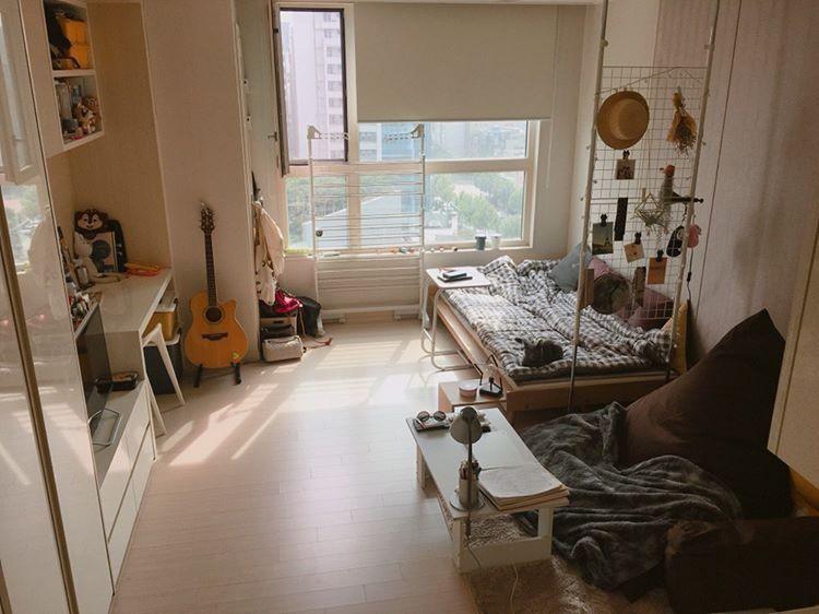 Những căn phòng bé như hộp diêm mà xinh xắn đến bất ngờ của giới trẻ Hàn Quốc - Ảnh 5.