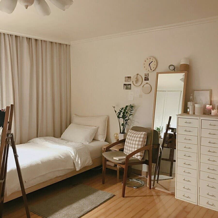 Những căn phòng bé như hộp diêm mà xinh xắn đến bất ngờ của giới trẻ Hàn Quốc - Ảnh 8.