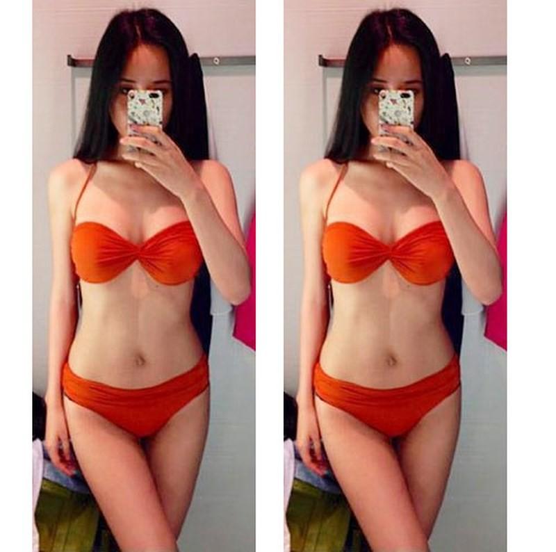 Mai Phương Thúy khoe ảnh diện bikini với body 0% mỡ thừa, nhưng sự thật đằng sau đó mới là thứ cô muốn tiết lộ - Ảnh 3.