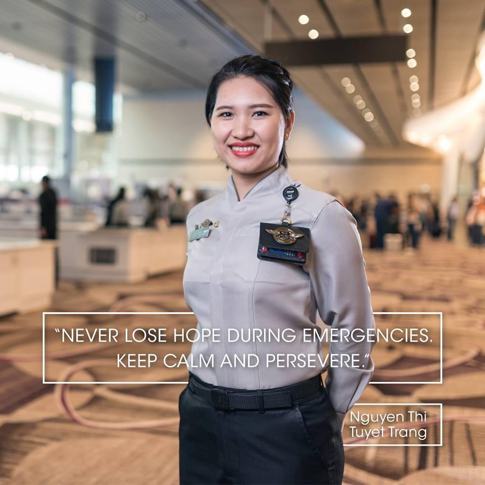 Câu chuyện ấm lòng về việc một em bé 5 tuổi được cứu sống nhờ sự nhanh trí của mẹ trẻ người Việt làm việc tại sân bay Singapore - Ảnh 1.