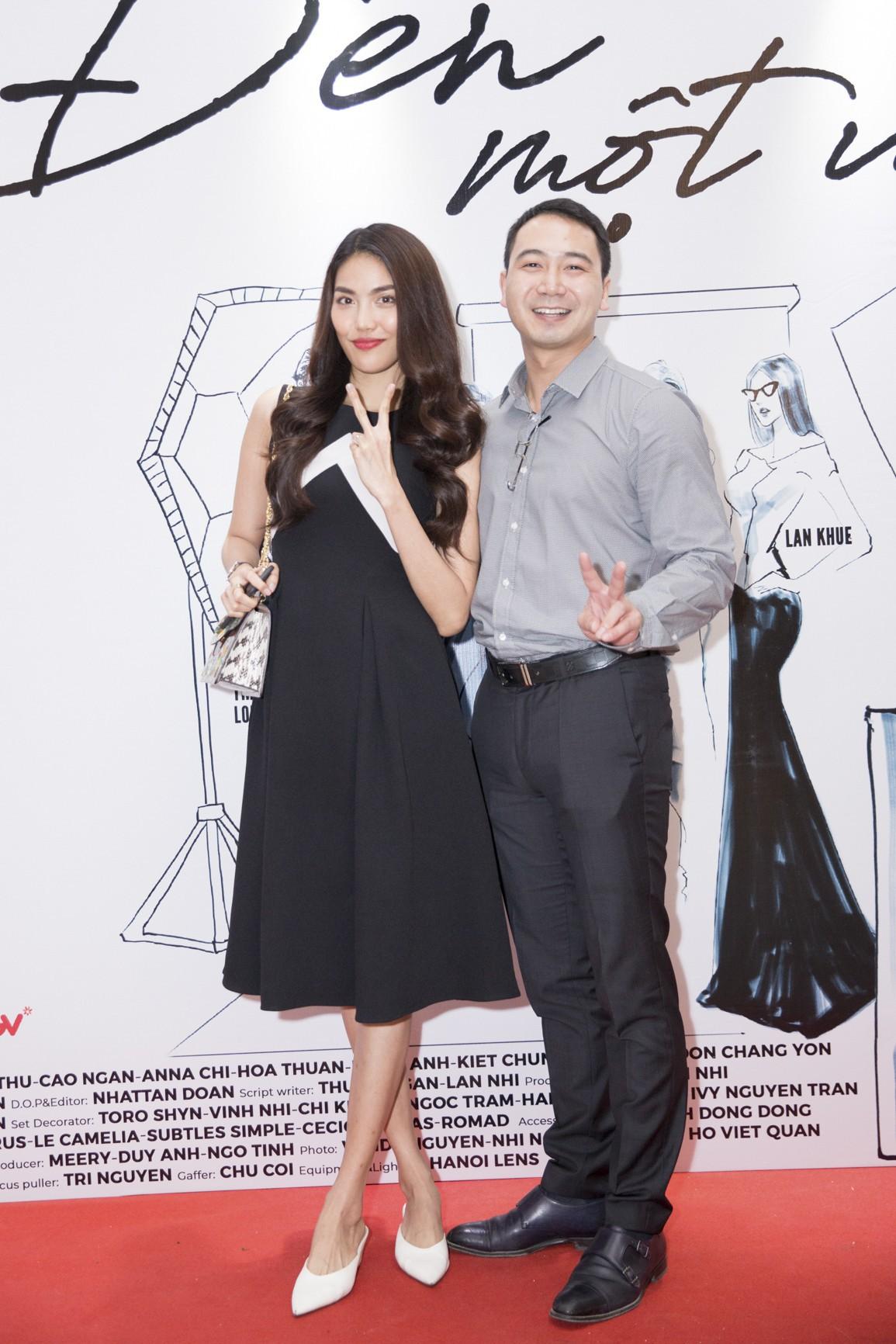 Sắp lên xe hoa cùng chồng doanh nhân, thế nhưng Lan Khuê vẫn tiết kiệm diện lại bộ đầm đã mặc từ 3 năm trước  - Ảnh 1.