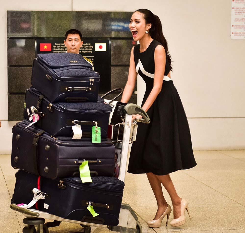 Sắp lên xe hoa cùng chồng doanh nhân, thế nhưng Lan Khuê vẫn tiết kiệm diện lại bộ đầm đã mặc từ 3 năm trước  - Ảnh 4.