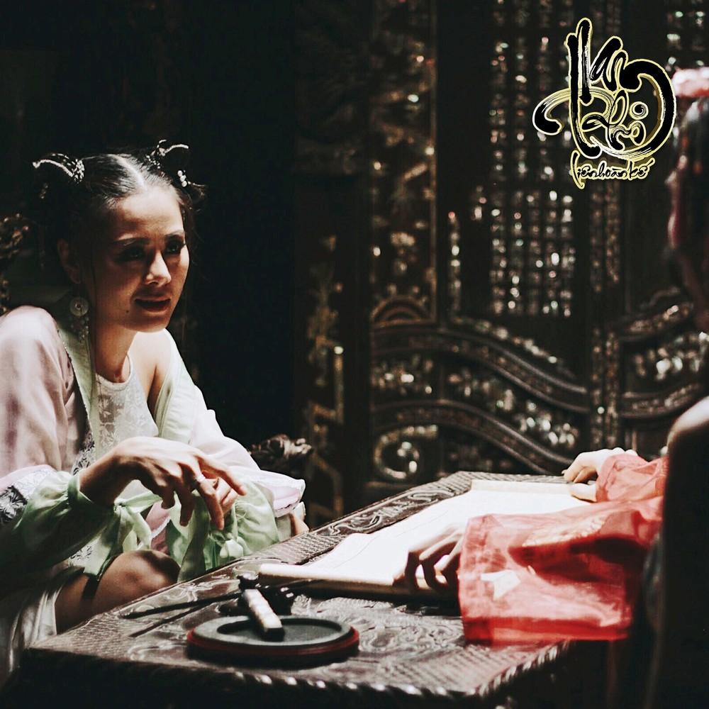 Kiều nữ làng hài Nam Thư chơi liều làm phim cổ trang hậu cung đấu đá  - Ảnh 9.