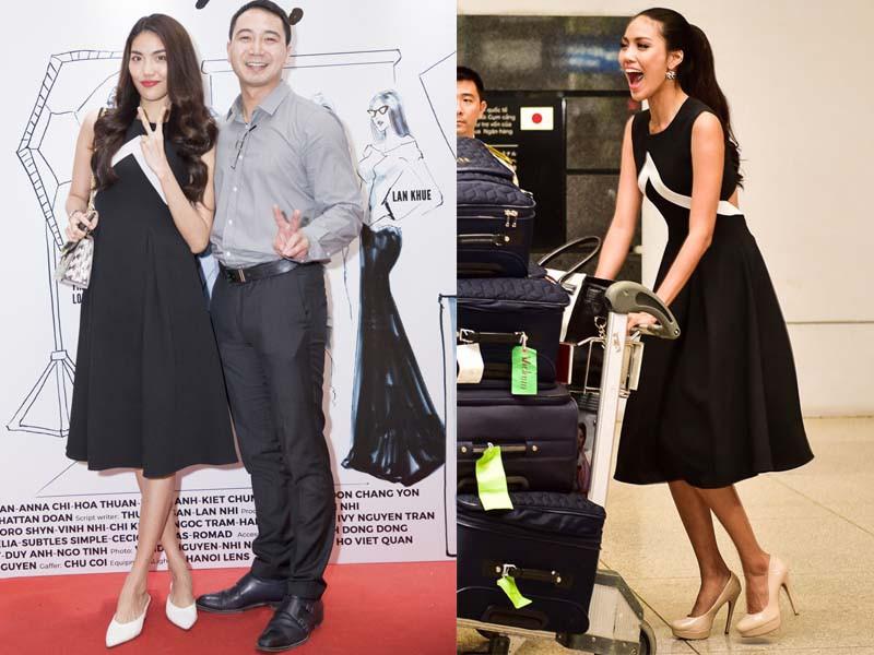Sắp lên xe hoa cùng chồng doanh nhân, thế nhưng Lan Khuê vẫn tiết kiệm diện lại bộ đầm đã mặc từ 3 năm trước  - Ảnh 6.