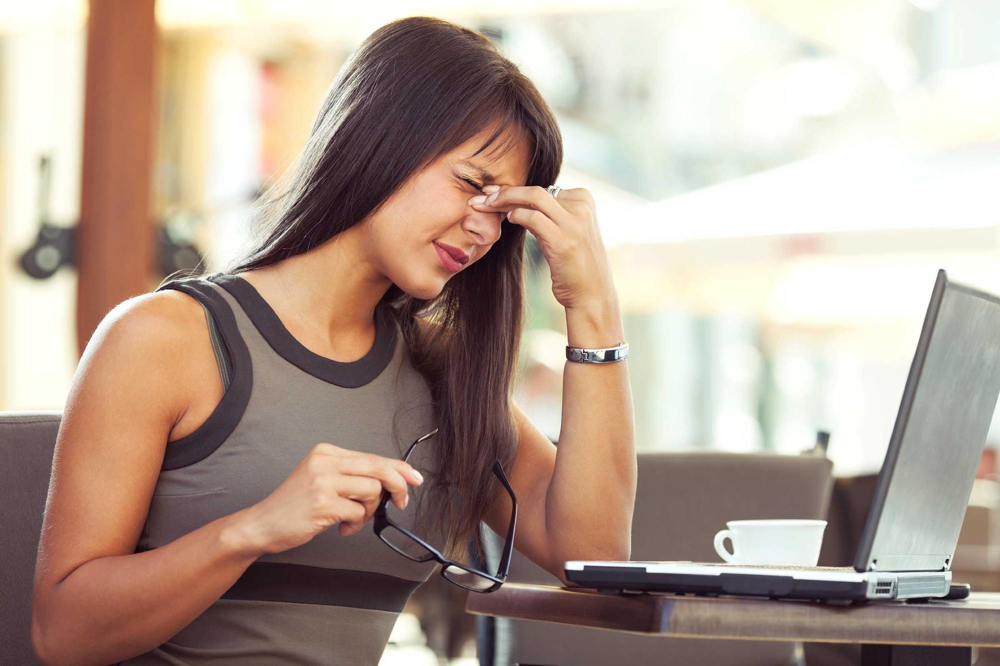 Stress sẽ tàn phá chính cơ thể bạn khủng khiếp như này nếu bạn không sớm thoát khỏi nó - Ảnh 2.