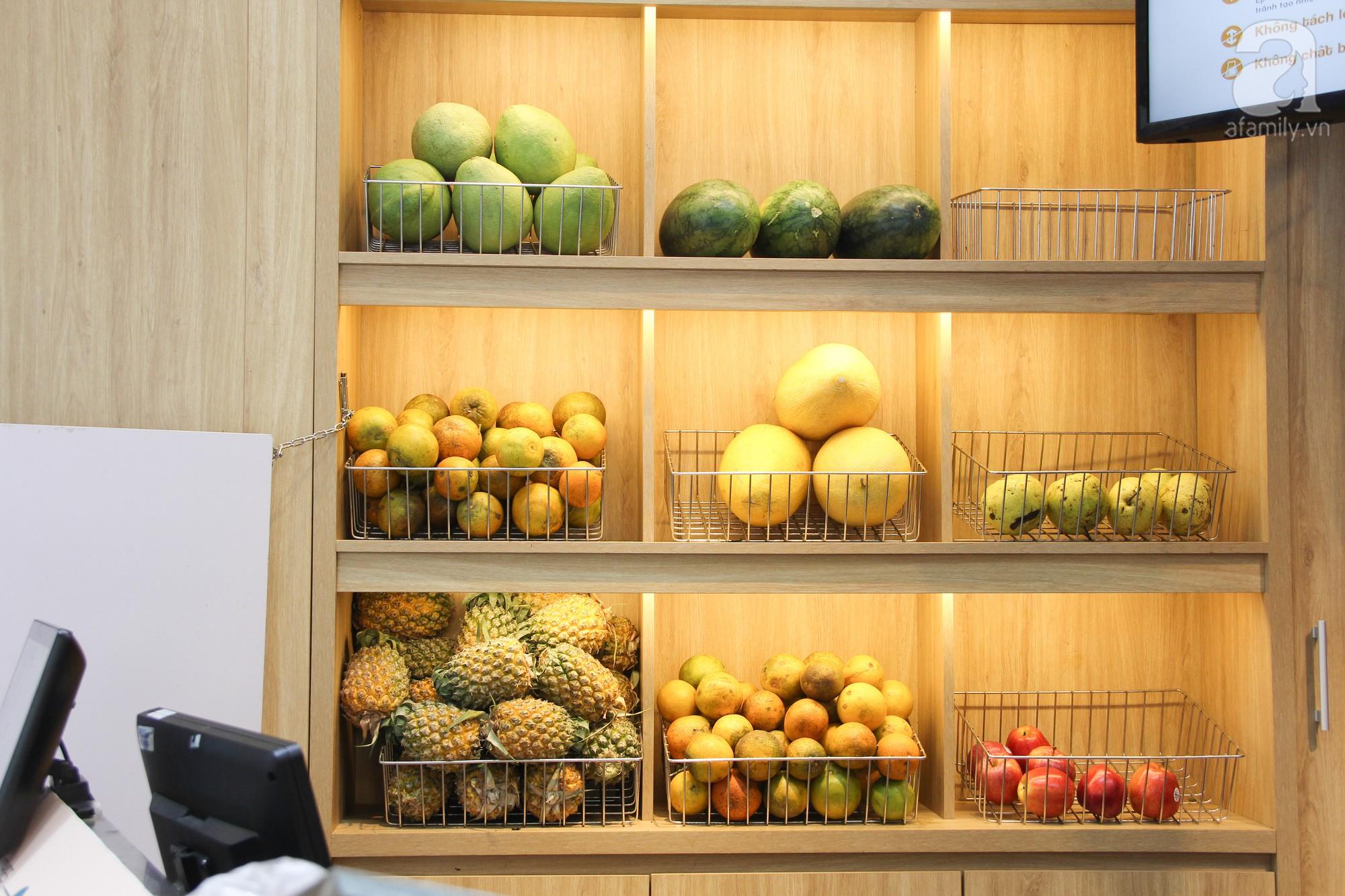 5 quán nước ép trái cây nguyên chất ngon, có dịch vụ giao hàng tận nơi cho những ngày Hà Nội nóng như đổ lửa  - Ảnh 3.