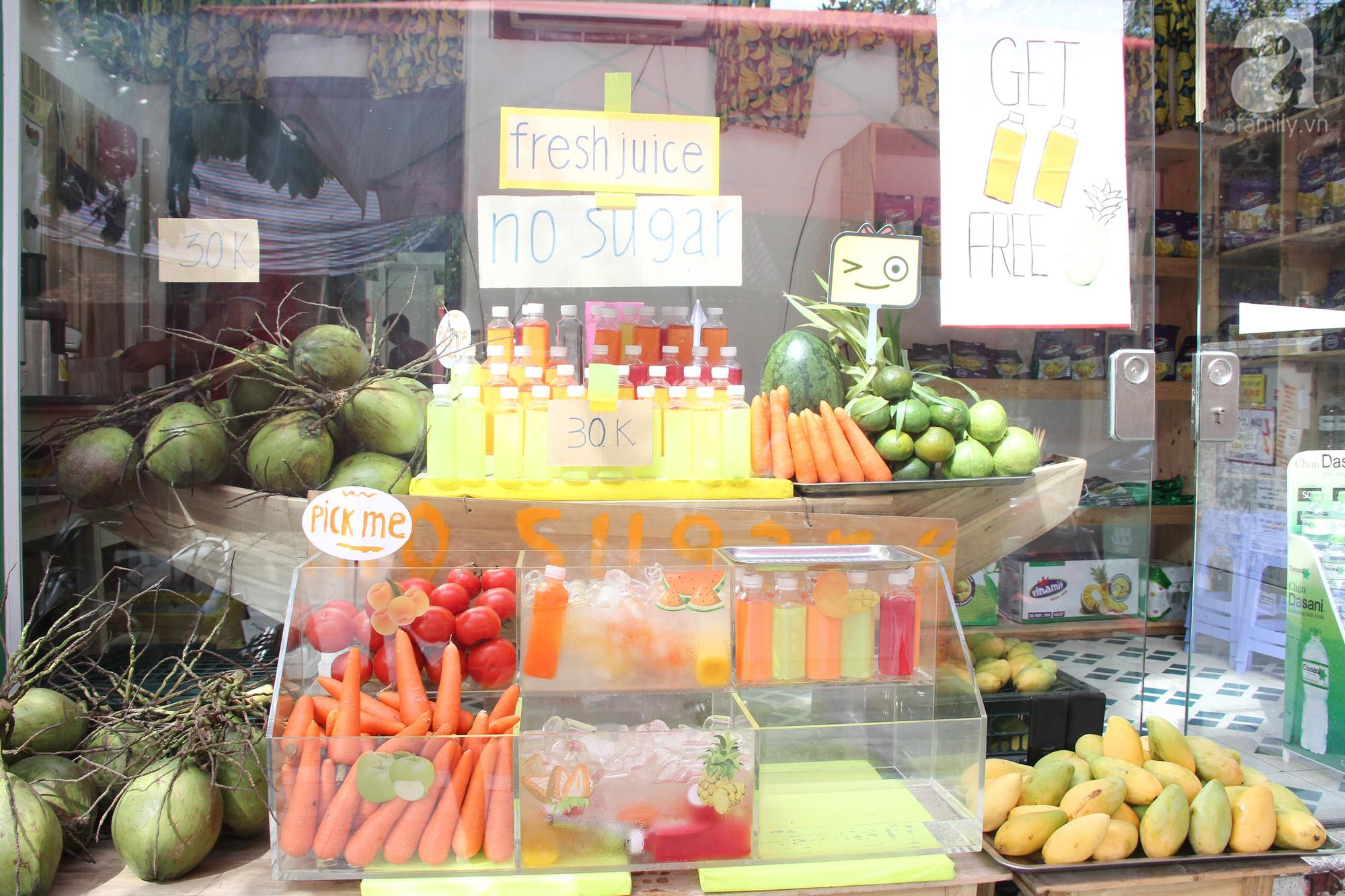 5 quán nước ép trái cây nguyên chất ngon, có dịch vụ giao hàng tận nơi cho những ngày Hà Nội nóng như đổ lửa  - Ảnh 11.