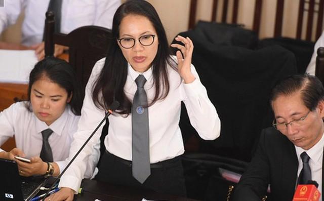 Luật sư Trần Hồng Phúc bác thông tin bị buộc dừng bào chữa cho bác sĩ Hoàng Công Lương - Ảnh 1.
