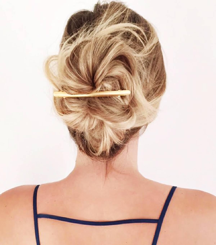 Có tới 13 kiểu tóc búi duyên dáng dành cho nàng tóc mỏng làm điệu mỗi ngày - Ảnh 2.