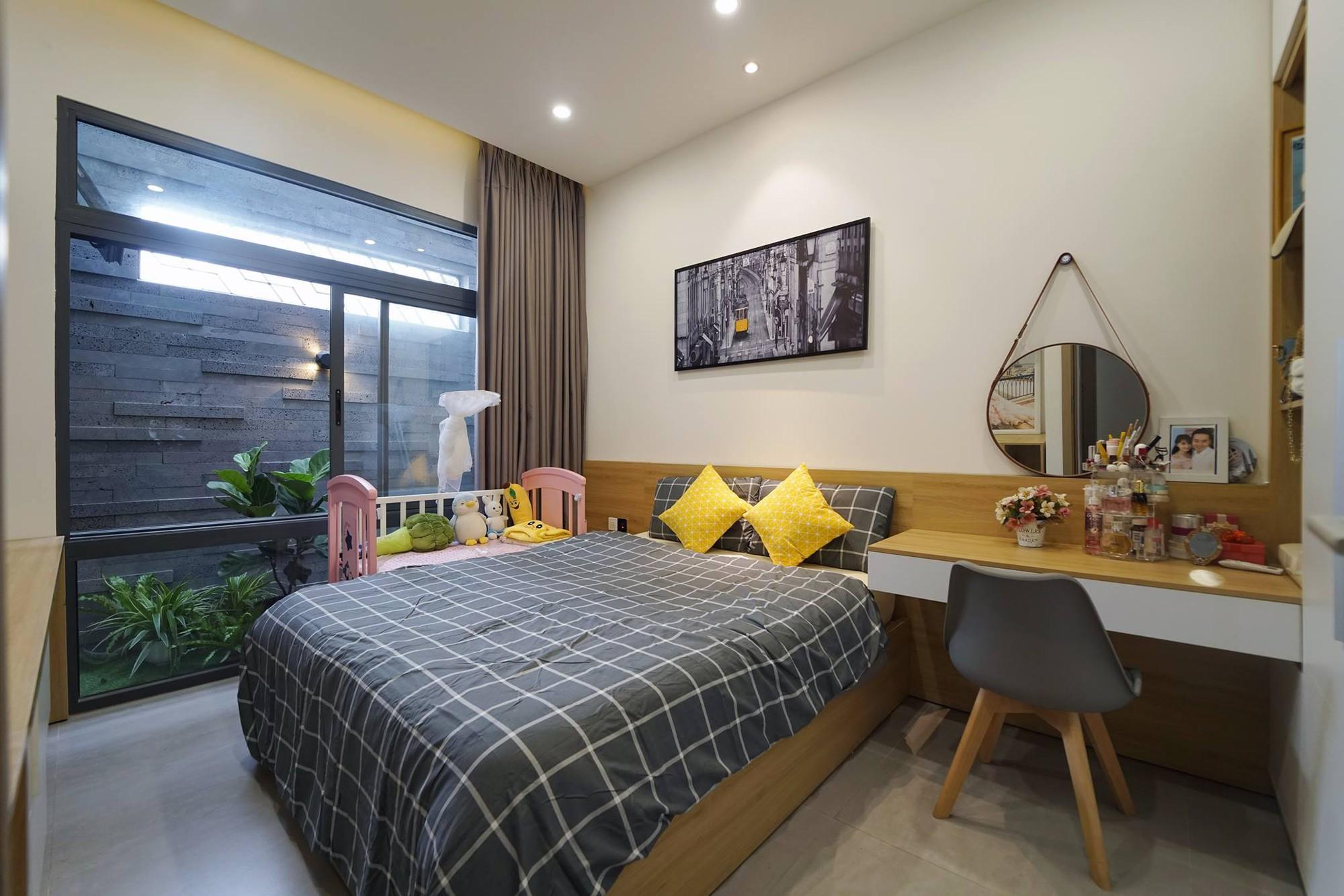 Ngôi nhà trẻ trung, ấm cúng của cặp vợ chồng trẻ với chi phí 950 triệu ở Đà Nẵng  - Ảnh 12.