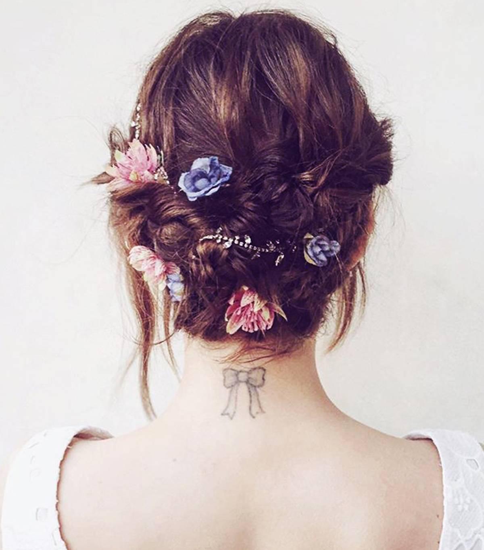 Có tới 13 kiểu tóc búi duyên dáng dành cho nàng tóc mỏng làm điệu mỗi ngày - Ảnh 11.