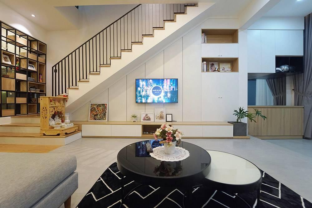 Ngôi nhà trẻ trung, ấm cúng của cặp vợ chồng trẻ với chi phí 950 triệu ở Đà Nẵng  - Ảnh 6.