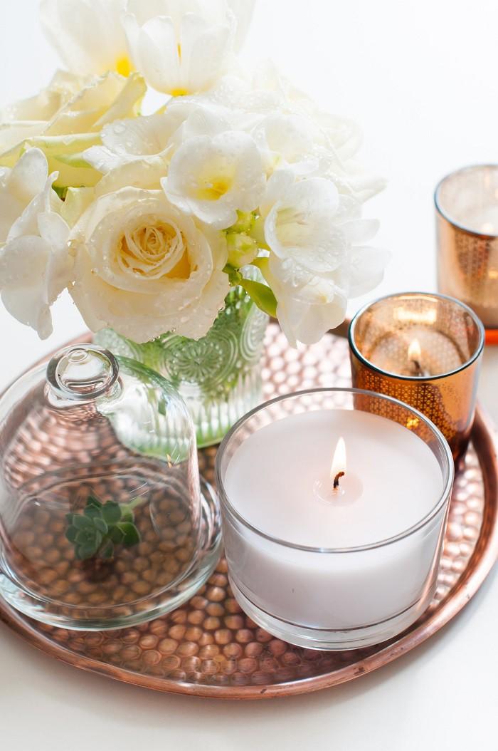 Mách 10 cách trang trí nhà với hoa tươi đảm bảo ai nhìn thấy cũng khâm phục tài khéo tay của bạn - Ảnh 4.